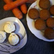 Najlepsze muffiny marchewkowe