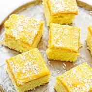 Szafranowe love – ciasto z szafranem