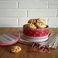 Ciasteczka z migdałami i o skrzatach słów kilka