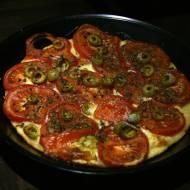 Pomidory i Mozzarella / Tomato and Mozzarella
