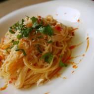 Spahetti aglio e olio