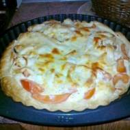 Tarta pomidorowo-serowa