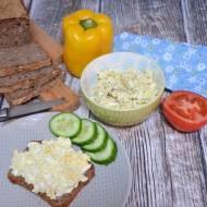 Dietetyczna pasta jajeczna bez majonezu
