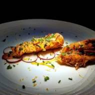 Lobster z glazurowaną papryczką chilli