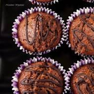Piernikowe muffinki z pomarańczą
