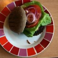 Wegańskie buregery / Vegan Burgers