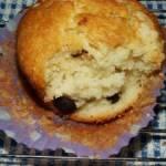 Waniliowe muffiny z czekoladą