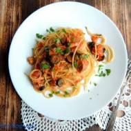 Spaghetti siciliana czyli alla Norma