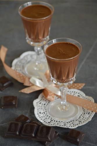 Nalewka czekoladowa na rumie