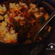 Bałkańska wariacja risotto