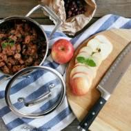 Chutney z pigwy, jabłek i owoców dzikiej róży - Ambition, kuchnia z dbałością
