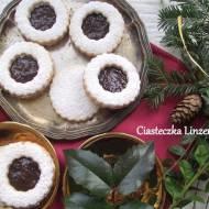 Ciasteczka Linzer.