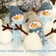 Konkurs świąteczny z blogiem Sio-smutki!