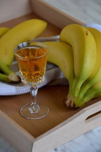 Nalewka bananowa
