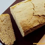 Chleb z mąką łubinową i z nasionami płesznika (bez glutenu)