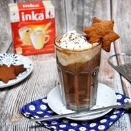 Czeko- kawa z bitą śmietaną