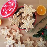Pomarańczowe ciasteczka (Biscotti all'arancia)