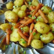 Warzywa z Bombaju.