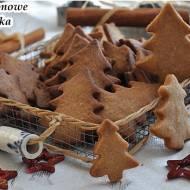 Cynamonowe ciasteczka, Krem z cukinii + test robota Monsieur Cuisine Plus