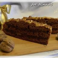Ciasto na niedzielę Adwentową. Piernik żydowski przekładany.