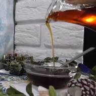 Domowy Golden syrup - czyli złocisty zamiennik miodu.