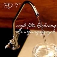 RO-T od FITaqua Amii czyli filtr kuchenny dla wymagających