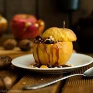 Jabłka nadziewane kaszą jaglaną wg Pawła Małeckiego