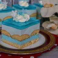 Ciasto z krainy lodu