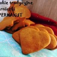 Piperkakut- tradycyjne fińskie pierniczki na święta