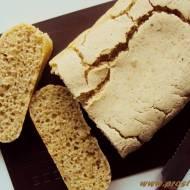 Chleb z mąką arachidową (bez glutenu)