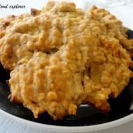 Ciasteczka owsiane z jabłkiem