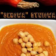 """""""Serowa"""" zupa dyniowa"""