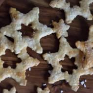 Ciasteczka półfrancuskie z cukrem