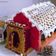 Piernikowy domek z #Decoradą