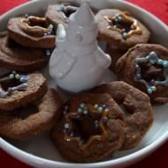 Wegańskie korzenne ciasteczka