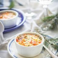 KONKURS! i serowe casserole z kukurydzy i groszku