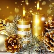 Przerwa w prowadzeniu bloga i życzenia świąteczne.
