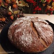 Ruiskuorinen olutlimppu, fiński chleb świąteczny w grudniowej piekarni
