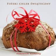 Ruiskuorinen olutlimppu – fiński chleb świąteczny