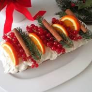 Ciasto miodowe z kremem z mascarpone (Torta al miele con crema al mascarpone)