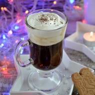 Irish coffee - kawa po irlandzku