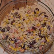 Sałatka z selerem konserwowym