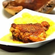 Udka kurczaka w panierce