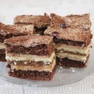 Ciasto porzeczkowo-kajmakowe