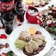 KONKURS i Polędwiczki w sosie śliwkowo - czekoladowym