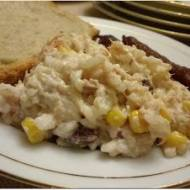 Sałatka Maćka (z ryżem)