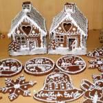 Najlepsze świąteczne pierniczki.  Chatki z piernika i moje tegoroczne pierniczki :-)