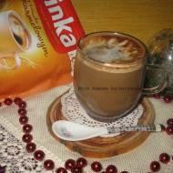 Kawa inka o smaku karmelowym z dodatkami