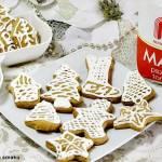 Miekkie pierniczki świąteczne bez drożdży