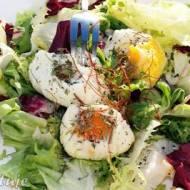 Sakiewki - jajka gotowane w folii spożywczej